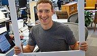 Biri Mark Zuckerberg'i Gözetliyor! Bilişim Devinin Güvenlik Çözümü Sevenlerini Üzdü