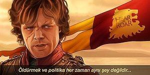 Game of Thrones'un Bilge Cücesi Tyrion Lannister'dan Zihin Kışkırtan 17 Efsane Çıkarım