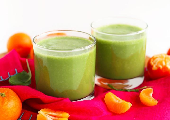 Tatile Beş Kala Tatlı İsteğinizi Köreltip Sizi Sağlığa Boğacak 13 Yeşil Smoothie Tarifi
