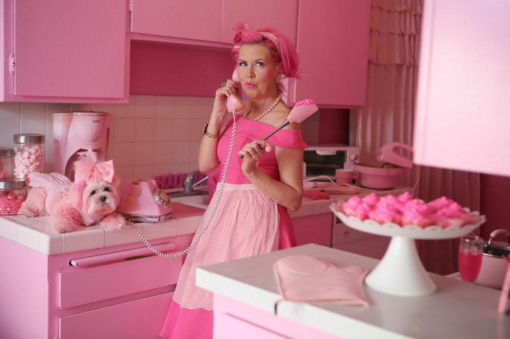 Pink Lady San Francisco