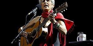 Joan Baez, 12 Ağustos Cuma Günü İzmir'de