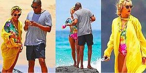 19 фотографий о том, как Бейонсе и Джей-Зи проводят свой отпуск на Гавайских островах