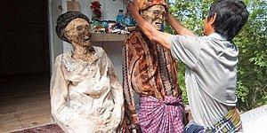 Обряд захоронения в Индонезии: жить с мертвым телом неделями