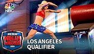 Zorlu American Ninja Warrior Parkurunu Başarıyla Tamamlayan Kadın: Jessie Graff