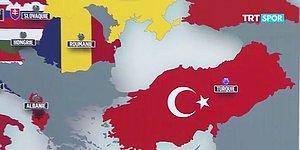 'Trakyasız Türkiye Haritası' Yayınlayan TRT Sosyal Medyanın Dilinde