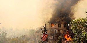 Antalya'daki Orman Yangını Söndürülemiyor: 3 Mahalleye Daha Sıçradı