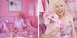 Розовый мир Киттен Кей Серы
