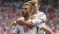 Euro 2016'da İlk Çeyrek Finalist Polonya Oldu
