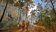 Adrasan'daki Yangın Kontrol Altına Alındı: En Az 150 Hektarlık Alan Kül Oldu
