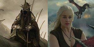 5 сходств 9 серии 6 сезона «Игры престолов» с «Властелином колец» (Спойлеры!)