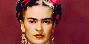 Frida Kahlo'nun 50 Yıldır Kapalı Olan Gardrobundan Çıkmış 11 Nadide Parça