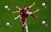 Bu Test Ne Kadar Dikkatli Bir Euro 2016 İzleyicisi Olduğunu Gösteriyor!