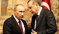Erdoğan Putin'e 'Üzüntülerini İfade Etti'