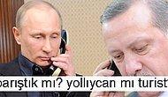 Erdoğan'ın Rusya'ya Yazdığı Son Mektuba Sosyal Medyadan Mizahi Tepkiler