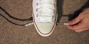 Converse'ten İçinde Wah Pedalı Olan Ayakkabı