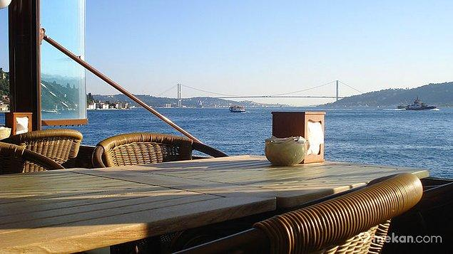 18. Alperenler Vaniköy Cafe