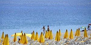 Türkiye'ye Gelen Turist Sayısı 22 Yılın Dibinde