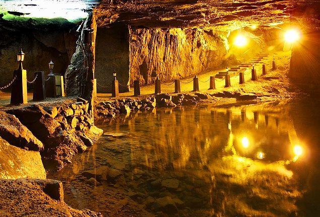 7. Cehennemağzı Mağaraları / Kdz. Ereğli / Zonguldak