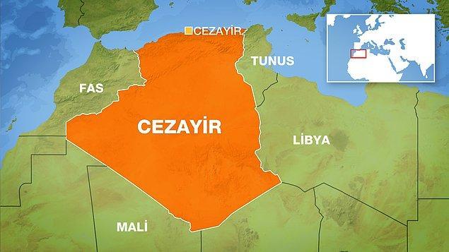 7. Cezayir