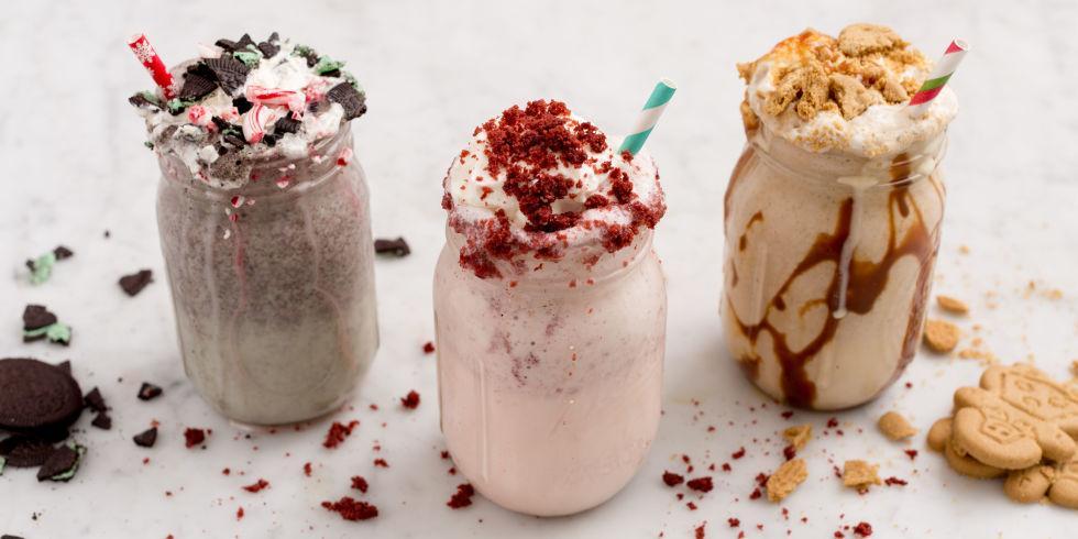 Milkshake Yapımı! Yaz Sıcaklarını Sevdirip Tatlı Bir Serinlik Katacak 12 Milkshake Tarifi