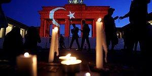 Dünyadan Türkiye'ye 'Kırmızı Beyaz' Destek