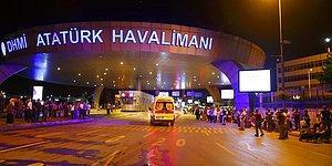 Atatürk Havalimanı Saldırısında Can Kaybı 44'e Yükseldi