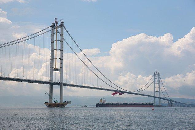 4- Osmangazi Köprüsü Açılıyor