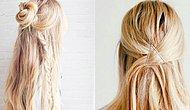 Zamanın Kıymetini Bilen Kadınlar İçin 5 Dakikada Yapabilecekleri 13 Pratik Saç Modeli