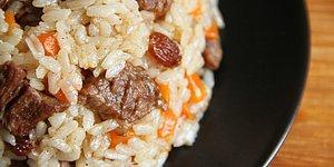 Uygur Türkleri'nin Mutfağını Biraz Araladık: Uygur Pilavı Tarifi