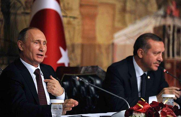 """""""Türkiye özür diledi"""""""