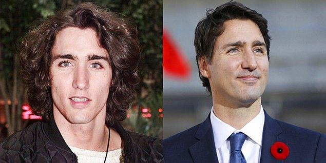 15. Justin Trudeau