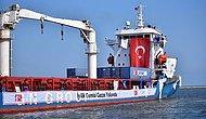 Gazze'ye İlk Yardım Gemisi Yola Çıktı