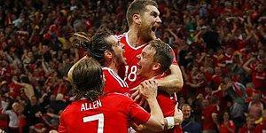Kırmızı Ejderha Yarı Finalde! Galler 3-1 Belçika