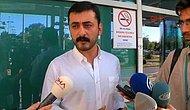 Polis, CHP'li Vekil Eren Erdem'i Uçaktan İndirdi, Bakan Bozdağ 'Usul Hatası' Dedi