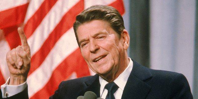 7. İran-Contra skandalı ve Ronald Reagan
