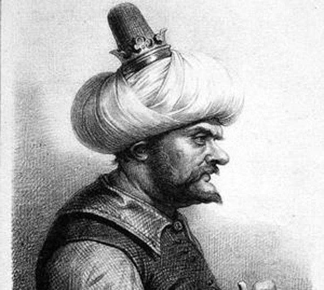 """9. Oruç Reis """"Denizlerin Babası"""" (1474-1518)"""