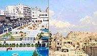 Suriye'deki Savaşın Halep Şehrini Yerle Bir Edişini Anlatan 30 Öncesi & Sonrası Fotoğraf