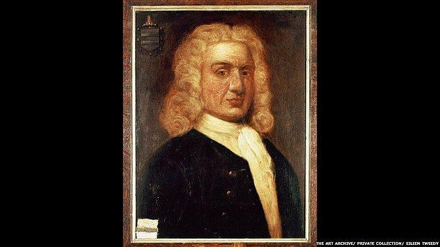 "4. William ""Kaptan"" Kidd (1645-1701)"