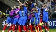 EURO 2016'da Finalin Adı: Fransa - Portekiz!