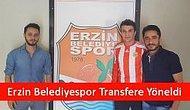 Erzin Belediyespor Transfere Yöneldi