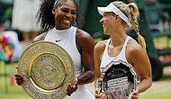 Serena Williams, Wimbledon'da Şampiyon Oldu!