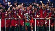 EURO 2016 Şampiyonu Portekiz!