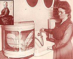 Josephine Cochrane - Bulaşık Makinası