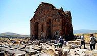 Ani Harabeleri Dünya Mirası Listesi'nde
