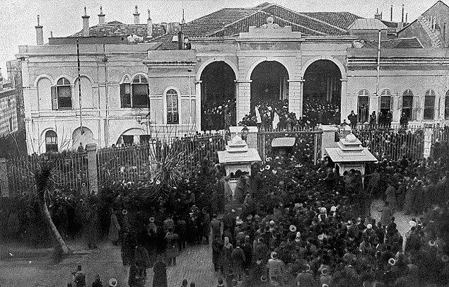 1913 Bab-ı Ali Baskını