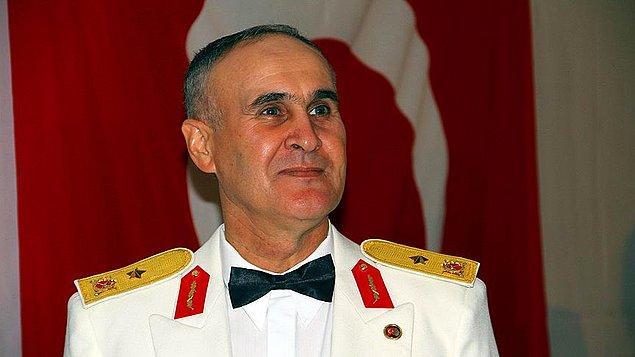 Ardahan Garnizon ve 25. Hudut Tugay Komutanı Tuğgeneral Erdem Kargın