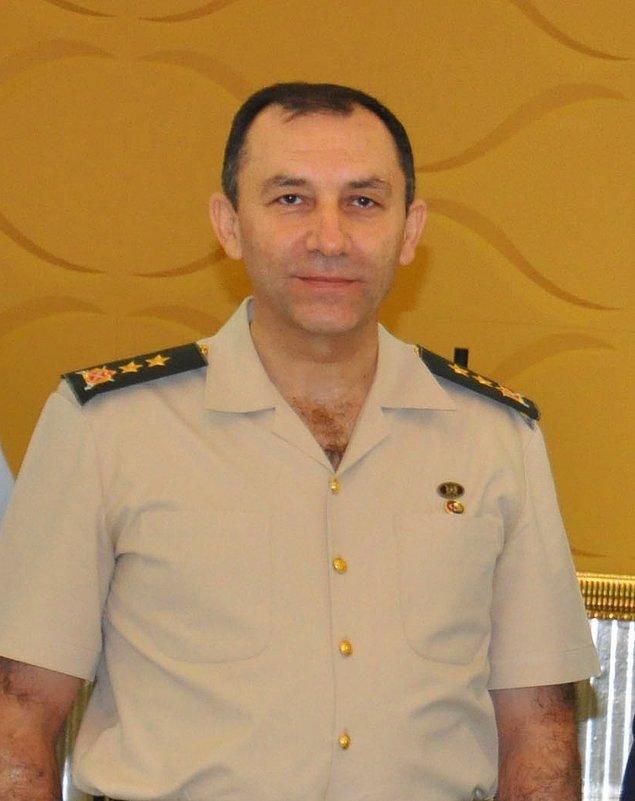 Balıkesir Garnizon Komutanı Tümgeneral Mehmet Akyürek