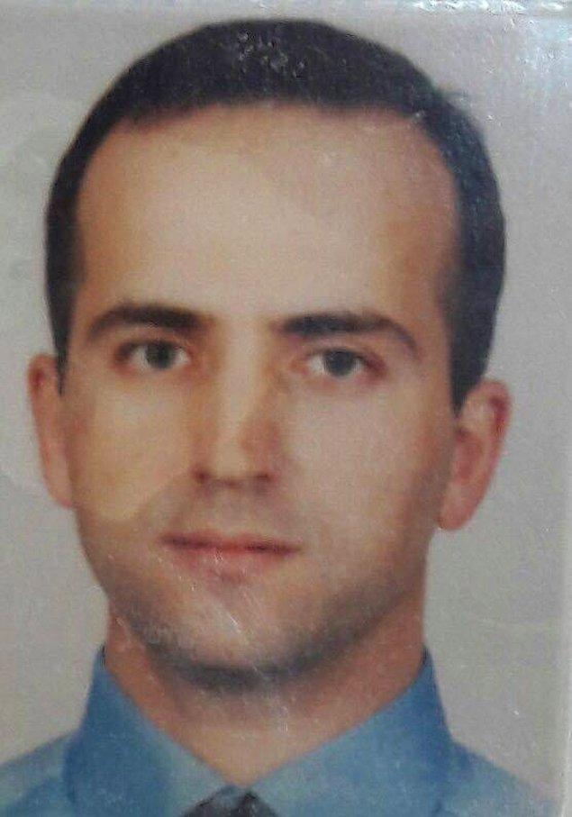 12. Hava Ulaştırma Ana Üs Komutanlığı Albay Erhan Baltacıoğlu