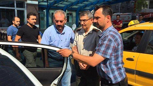 Konya Bölge Jandarma Komutanı Kurmay Albay Mustafa Sakaoğlu