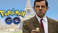 Mr Bean, Pokemon GO Oynamaya Başlarsa Ne Olur?
